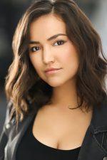 Grace Dove, actress,