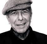 Leonard Cohen, singer, songwriter,