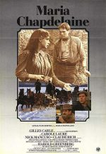 Maria Chapdelaine, 1983 movie, poster,