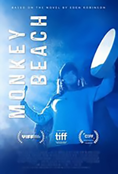 Monkey Beach, movie, poster,