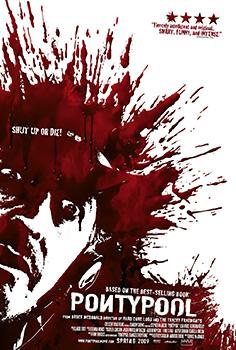 Pontypool, movie, poster,
