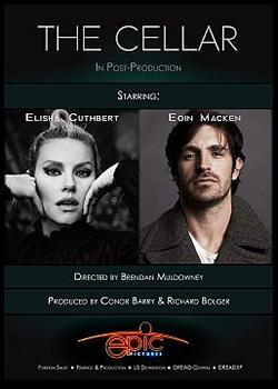 Elisha Cuthbert, The Celler, movie, poster,