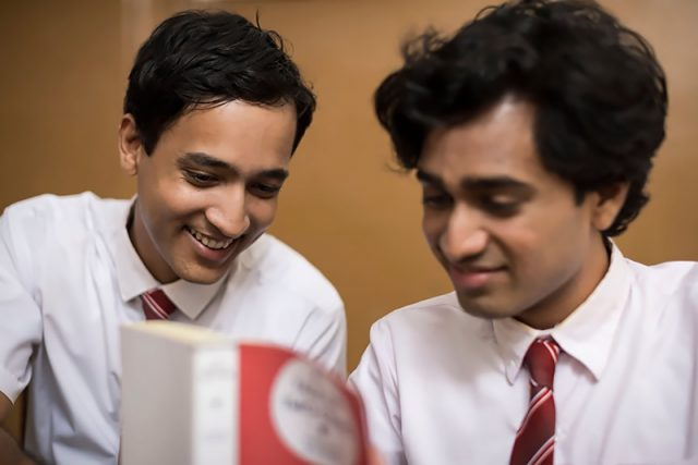 Deepa Mehta's Funny Boy on CBC, image,