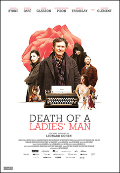 Death of a Ladies Man, movie, poster,
