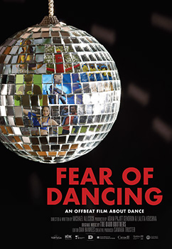 Fear of Dancing, movie, poster,