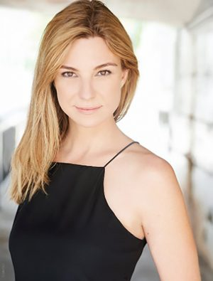Krista Bridges, actress,