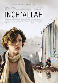 Inch' Allah, movie, poster,
