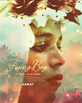 Funny Boy, movie, poster,