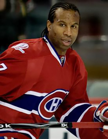 Georges Laraque, actor,