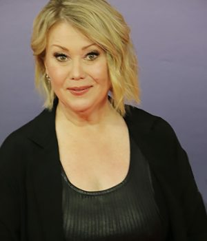 Jann Arden, actress, singer,
