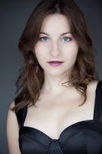 Lydia Zadel, actress,