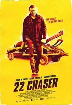 22 Chaser, movie, poster,