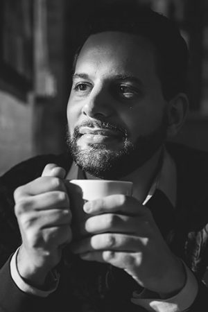 Adam Benzine, director,