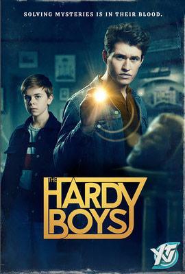 Hardy Boys, YTV, poster,