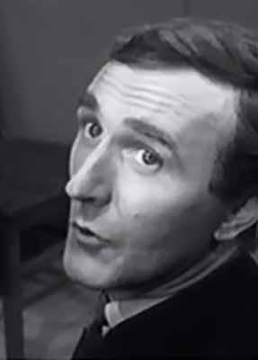 Jacques Galipeau, actor,