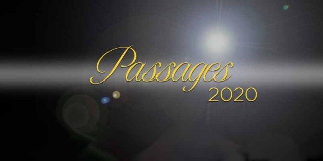 Passages - 2020, image,