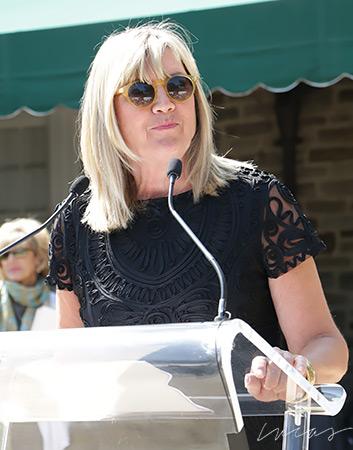 Christina Jennings, image,