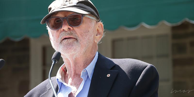 Norman Jewison, director,