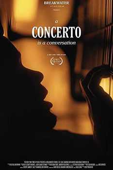 A Concerto is a Conversation, movie, poster,