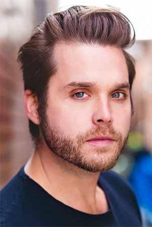Alex Woods, actor,