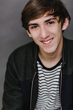 Harrison Houde, actor,