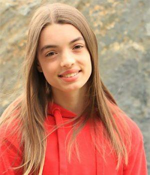 Leia Madu, actress,