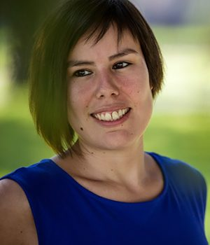 Courtney Montour, film director,