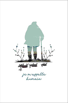Je M'appelle Humain, movie, poster,