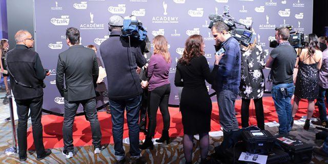 Canadian Screen Awards Night 1, 2021, image,