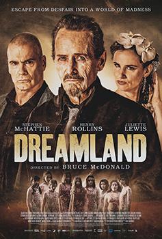 Dreamland, movie, poster,