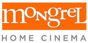 Mongrel Home Media, logo,