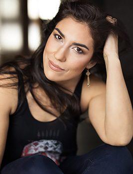 Savonna Spracklin, actress,