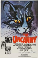 The Uncanny, movie, poster,