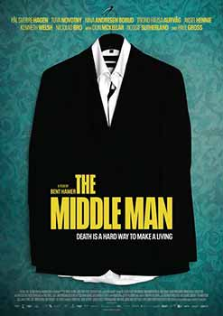 The Middle Man, movie, poster,