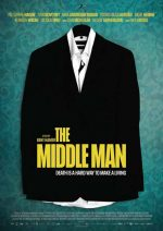Th Midle Man, movie, poster,
