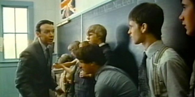 Why Shoot the Teacher?, movie, imsge,
