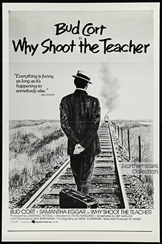 Why Shoot the Teacher, movie, poster,