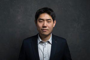 Albert Shin, film director,