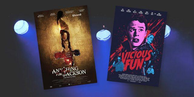 Vicious Fun / Anything for Jackson, image,