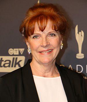 Sara Botsford, actress,