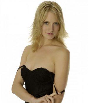 Sonja Bennett, actress,