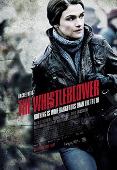 The Whistleblower, movie, poster,