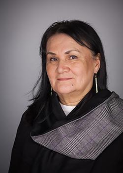 Dr. Shirley Cheechoo, image,