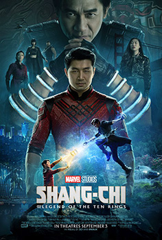 Shang-Chi and the Legend of the Ten Rings, movie, poster,