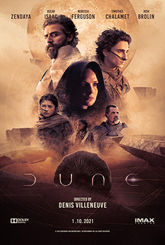 Dune, movie, poster,