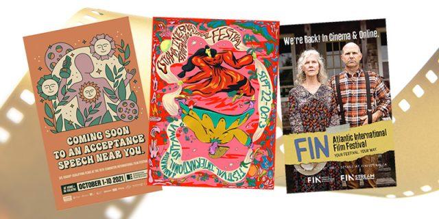 Film Festival Season - 2021, image,
