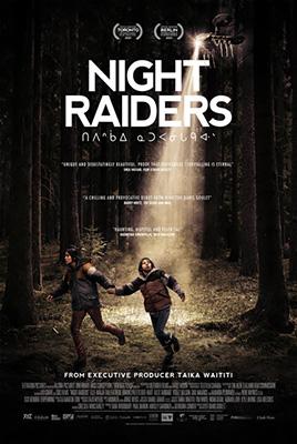 Night Raisders, movie, poster,