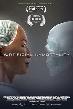 A.rtificial I.mmortality, movie, poster,