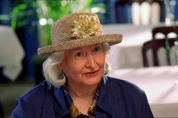 Kay Hawtrey, actress,