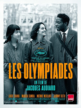 Les Olympiads, movie, poster,